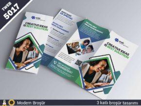 5017-Modern-3-katlı-broşür