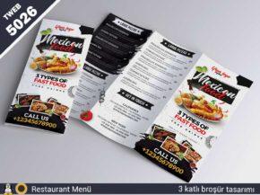 5026 Restaurant Menü