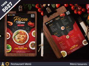5027 Restaurant Menü
