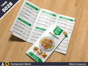 5028 Restaurant Menü