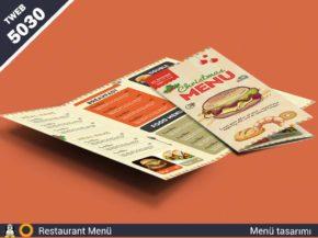 5030 Restaurant Menü