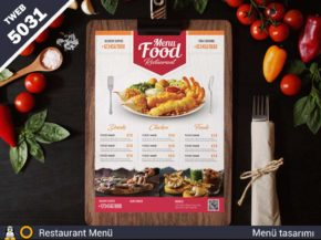 5031 Restaurant Menü