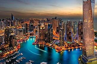 Dubai Lojistik / Uluslararası Taşımacılık
