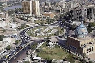 Irak Parsiyel Taşımacılık