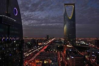 Suudi Arabistan Lojistik