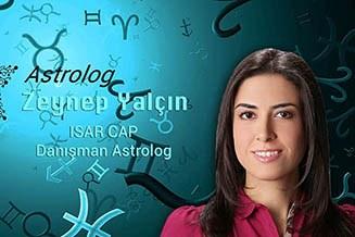 Zeynep Yalçın ISAR CAP Astrolog
