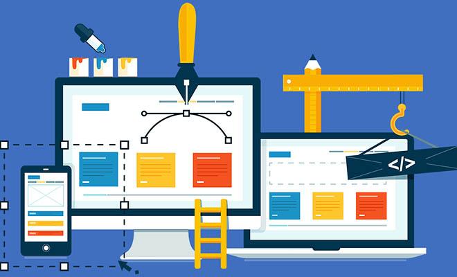 Web sitesinin temel unsurları